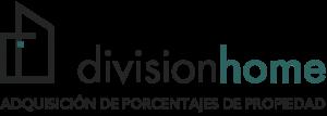 Logotipo Division Home Adquisiciones de porcentajes de propiedad